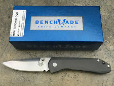 Benchmade 765 Mini Ti Monolock Folding Knife M390 Super Premium Steel 1st Prod