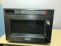 Panasonic 1800Watts Commercial Microwave Oven NE1856, Warranty Included
