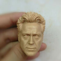 Blank Hot 1/6 Scale Iron Man Version 3.0 Tony Stark Downey Head Sculpt Unpainted
