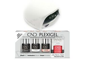 CND PLEXIGEL SHAPERKIT with UV LAMP