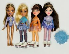 Bratz Ice Champions Dolls Lot