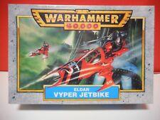 WARHAMMER Eldar Vyper jetbike sealed kit
