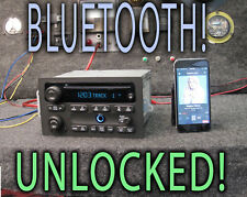 Chevy GMC SUV Truck 03 04 05 Radio CD Player UPGRADED w Bluetooth Music 15138488