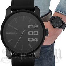 e8a5dbd10552 Nuevo con etiquetas DIESEL Para hombres Reloj DZ1446 doble abajo 46