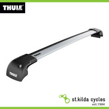 Thule WingBar Edge Silver Roof Rack for Toyota Kluger-4dr Roof Rails 2014-2018