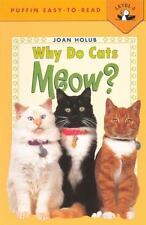 Why Do Cats Meow? (Hardback or Cased Book)