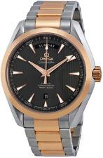 Omega Seamaster Aqua Terra Rose Gold & Steel Men's Watch 231.20.42.22.06.001