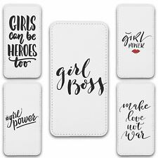 For iPhone 11 Flip Case Cover Text Set 24