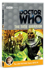 Doctor Who - The Time Warrior (Special Edition) Jon Pertwee is  Dr Who- Dis 24hr