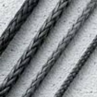 Dyneema 12 Strand Black 4mm Per Metre English Braids SK78