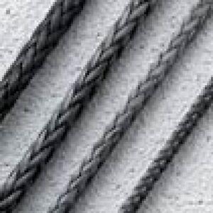 Dyneema SK78 -12 Strand Black - 8mm - Dynamic Line - Per Metre - English Braids
