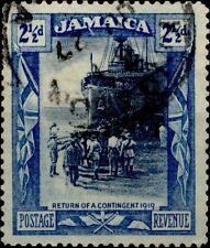 JAMAICA   1920-1921   Serie corrente - Filigrane Ca multiple - Dentelés 14   Yve
