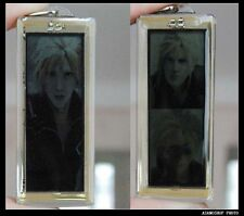 Final Fantasy Porte Cle Lumineux Solaire DoubleFace Keychain