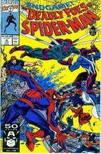 Dames Foes of Spiderman # 4 (of 4) (Estados Unidos, 1991)