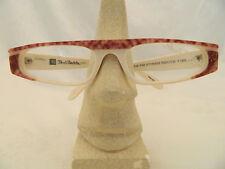 Renato Balestra eyeglasses frame model gregoriana 1/2 eye reading, made Germany