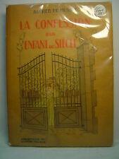Alfred De Musset LA CONFESSION D'UN ENFANT DU SIECLE First thus1928! George Sand