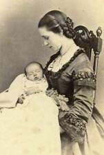 Antique Post Mortem Baby Photo 352 Bizarre Odd Strange