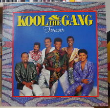 KOOL AND THE GANG FOREVER HOLLAND PRESS LP MERCURY 1986