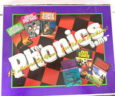 *The Phonics Game A Better Way Of Learning Vhs, Cassette & Cd Game Vintage 1999