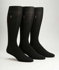 Polo Ralph Lauren Assorted Men's Knee High Combined Cotton Socks, NWT, XL