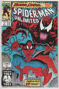 M1684 : Spider-Man Illimité #1, Volume 1, VF NM État