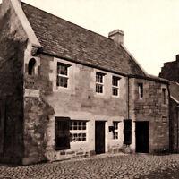 Antique 1910s RPPC Fair Maid's House Perth Postcard Scotland United Kingdom UK