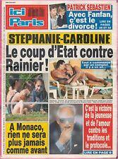 ▬►ICI PARIS 2449 STÉPHANIE MONACO_ANNIE CORDY_CHARLOTTE GAINSBOURG_LALANNE