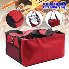 Insulated Pizza Delivery Bag Storage 16 Inch Oxford Cloth Bag Newest Hot 2019