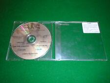 THE CURE - 1992 Fiction PROMO CD album CURE1 - compilation LP Forest Charlotte