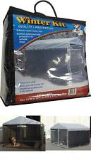 Big Dog Kennel Cage X Pet Windscreen Extra Large Outdoor Heavy Duty Portable New