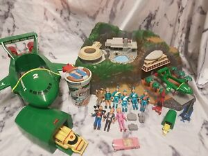 vintage thunderbird collection tracy island figures and more