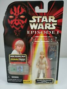 Star Wars Episode I (Collection 1) Anakin Skywalker (Tatooine) Hasbro 1999