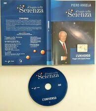 Dvd Viaggio nella Scienza. L'universo Viaggio nello Spazio-Tempo
