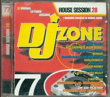 Dj Zone 77 House Session 28 - Sam Project/Gaudino/The Tamperer/Atfc Cd Ottimo