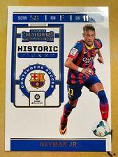 2019-20 Panini Chronicles Contenders Neymar Jr Historic Ticket SSP Barcelona