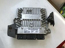 2008 Ford Focus MK2 2.0 TDCI ENGINE ECU 8M51-12A650-AMB  8M5112A650AMB  KYMB