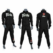 Fairtex Sweat Suit Vs2 S M L Xl Xxl Sauna Weight Cutting Express Ship