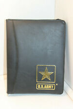 US ARMY PLANNER JOURNAL ORGANIZER ZIP BINDER