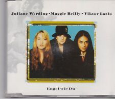Juliane Werding Maggie Reilly Viktor Lazlo-Engel Wie Du cd maxi single