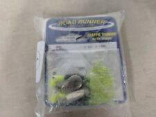 Lot of 6 Packs Blakemore Road Runner Crappie Thunder Jigs, 1/8oz,  12 Total