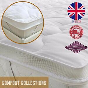 Microfiber Mattress Topper Ultra Soft Air Flow Mattress Luxury Hotel Quality