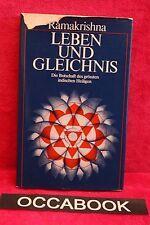 Leben und Gleichnis - Ramakrishna | livre allemand | occasion