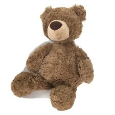"GUND Pinchy Teddy Bear Brown 18"" Super Soft Lovey Security 4040161"