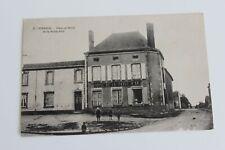 CPA YZERNAY HOTEL BOULE D'OR Maine et Loire 49360 Début XXe