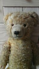 SIEFRIED Huge Vintage Teddy Bear Possibly German