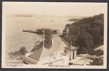 Postcard Sydney NSW Australia early view of Taronga Park RP by Rose