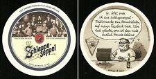 """Bierdeckel """"Facebook-Freunde"""" Eder & Heyland`s Brauerei Großostheim Bayern"""
