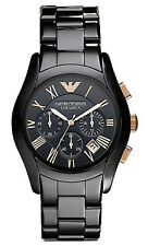 ARMANI Ceramica AR1410 Men's Watch 350 GBP