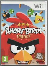 Angry Birds Trilogy - Nintendo Wii Game - Complete