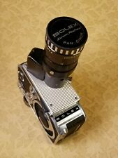 Paillard Bolex Zoom Reflex P2 Movie Camera,Som Berthiot Pan-cinor Lens,V.G.C!!